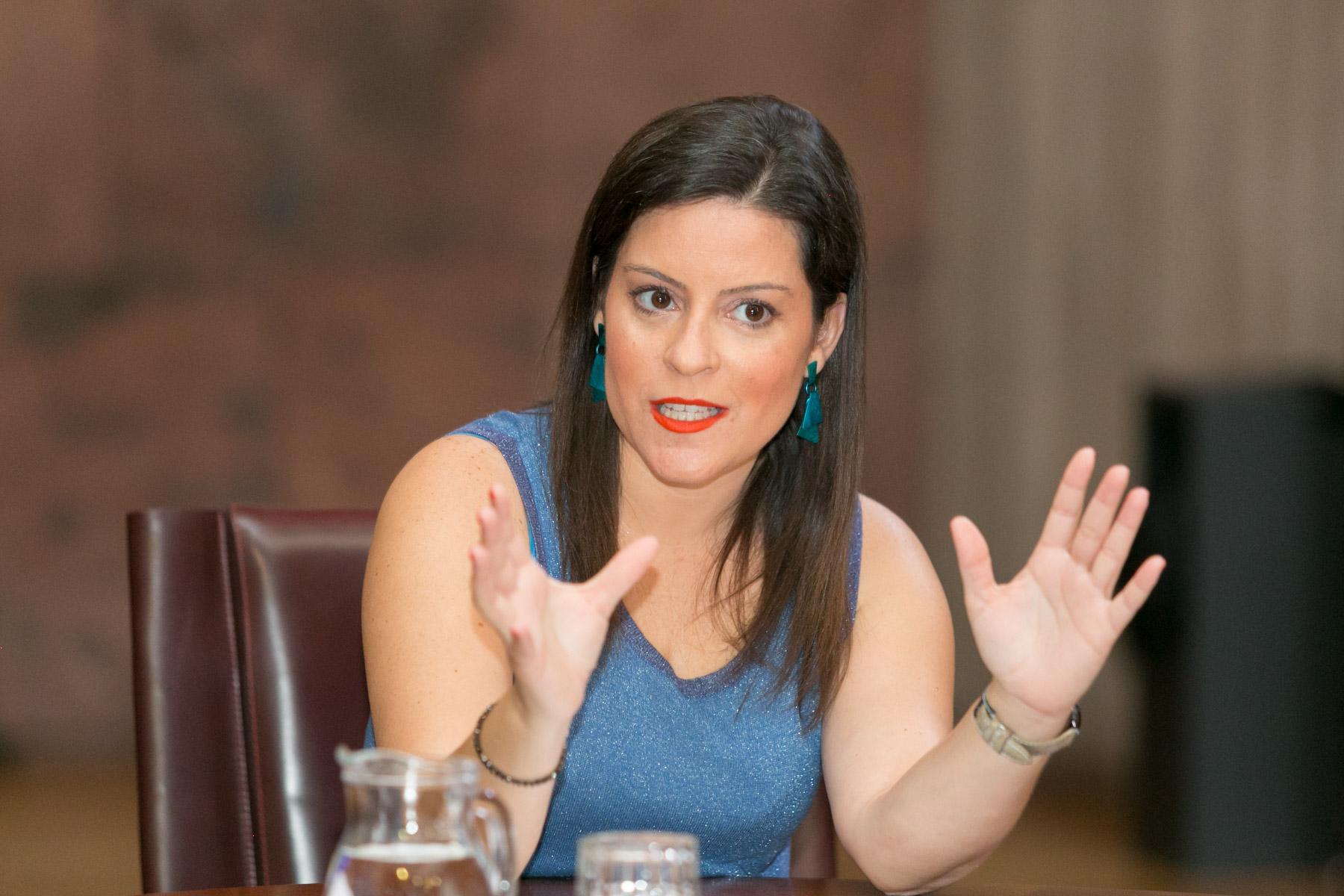 Yaiza Castilla.