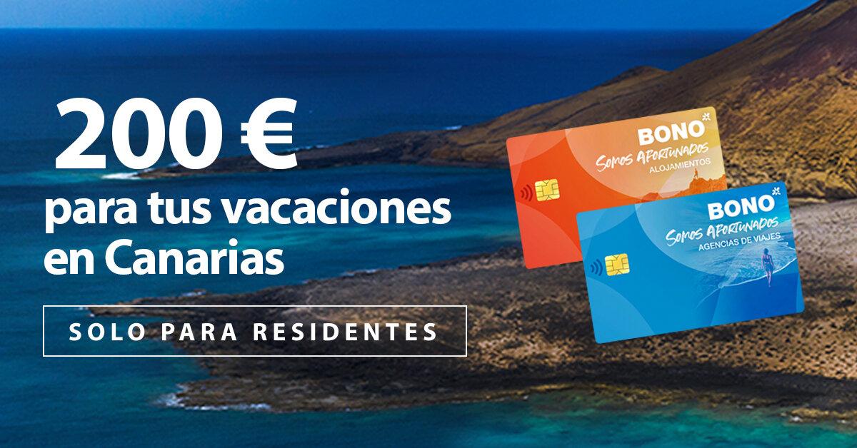 Los residentes inscritos para lograr un bono turístico de 200 euros alcanzan los 100.000.