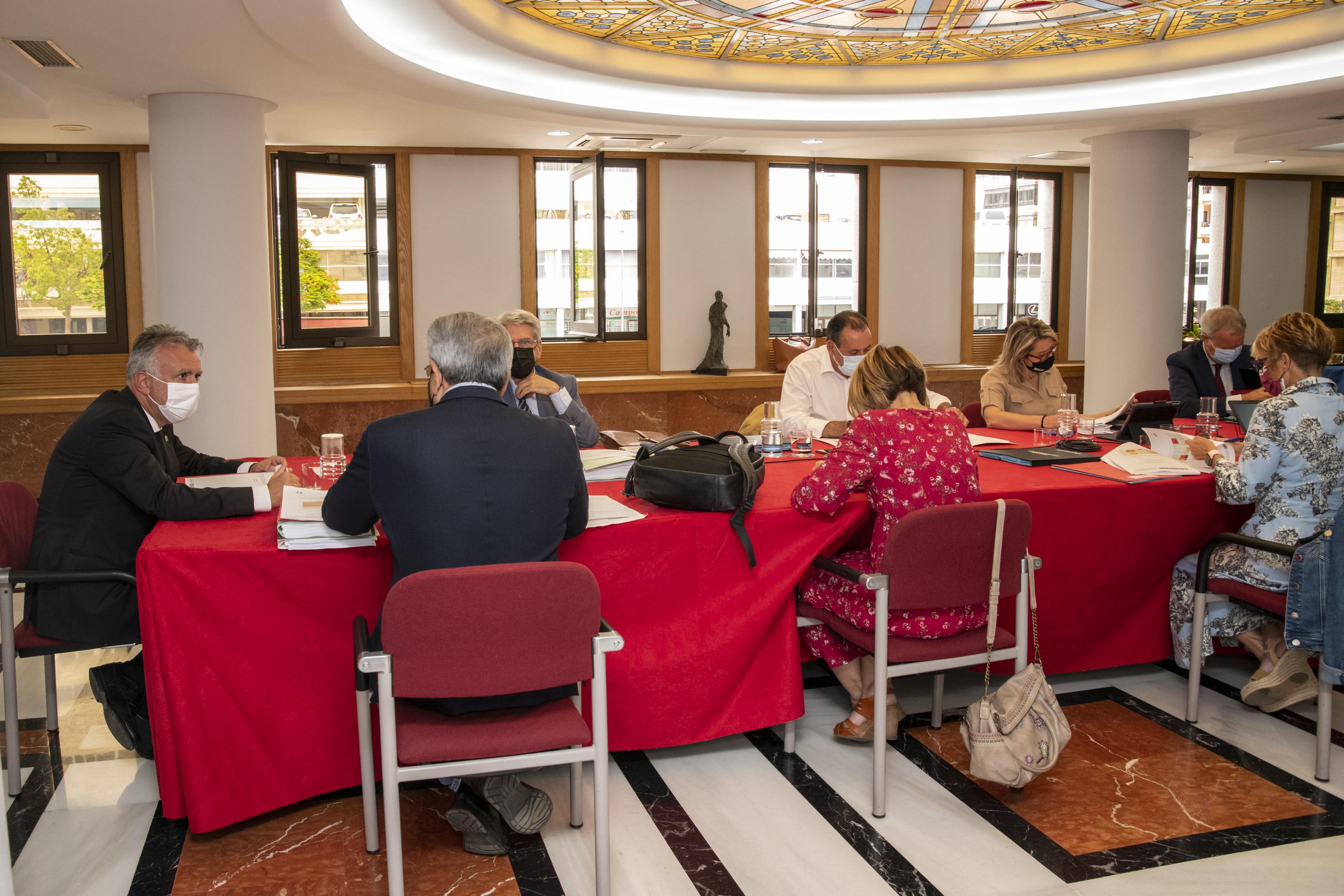 Fuerteventura pasa a nivel 3 de alerta y La Palma a nivel 2 ante la evolución de sus datos pandémicos