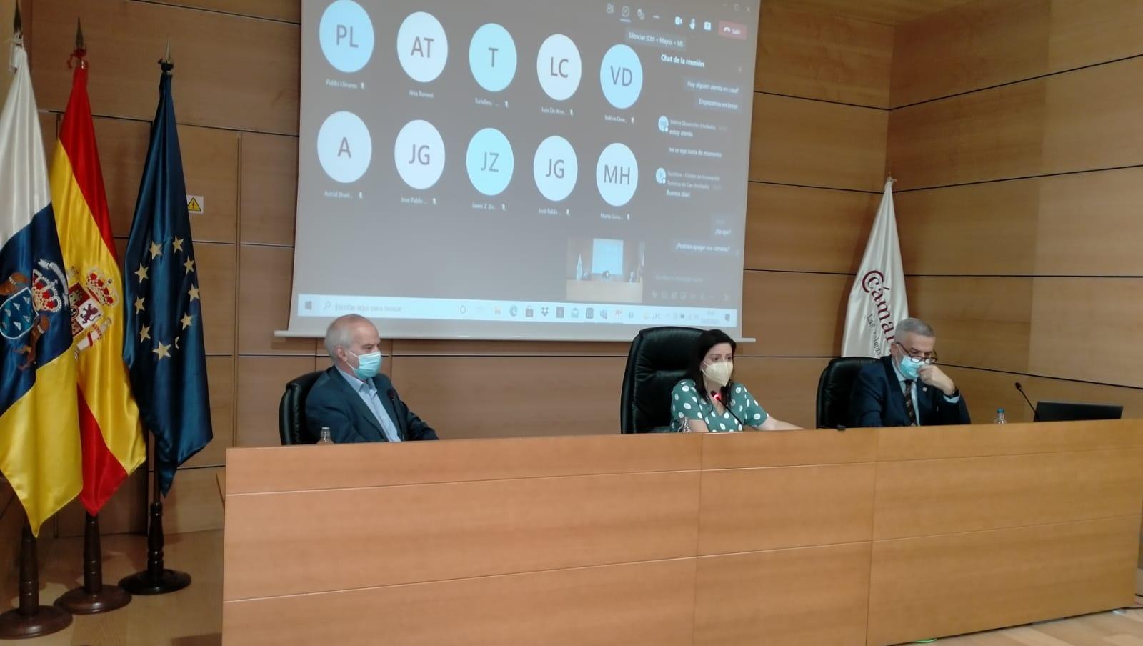 Asamblea General del Clúster de Turismo Innova Gran Canaria