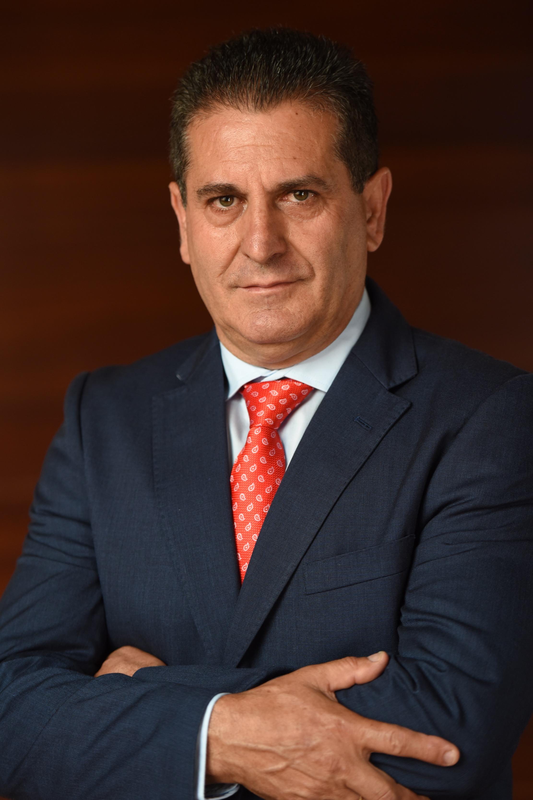 Juan Rafael Zamora Padrón, viceconsejero de Acción Exterior