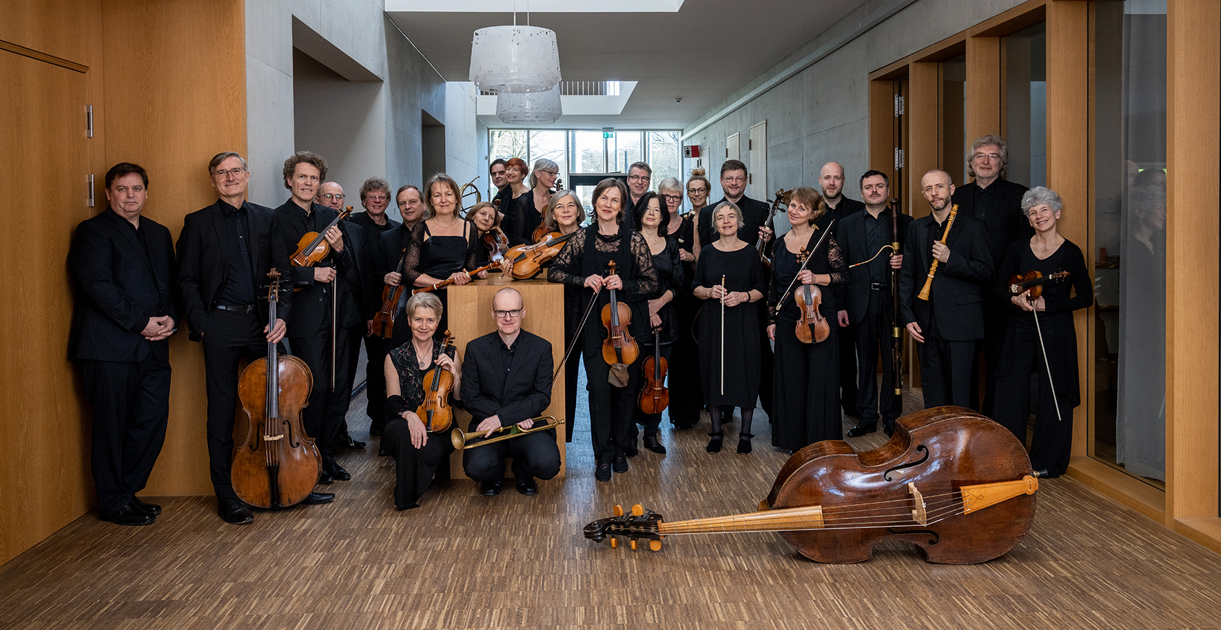 Orquesta Barroca de Friburgo ©Britt Schilling