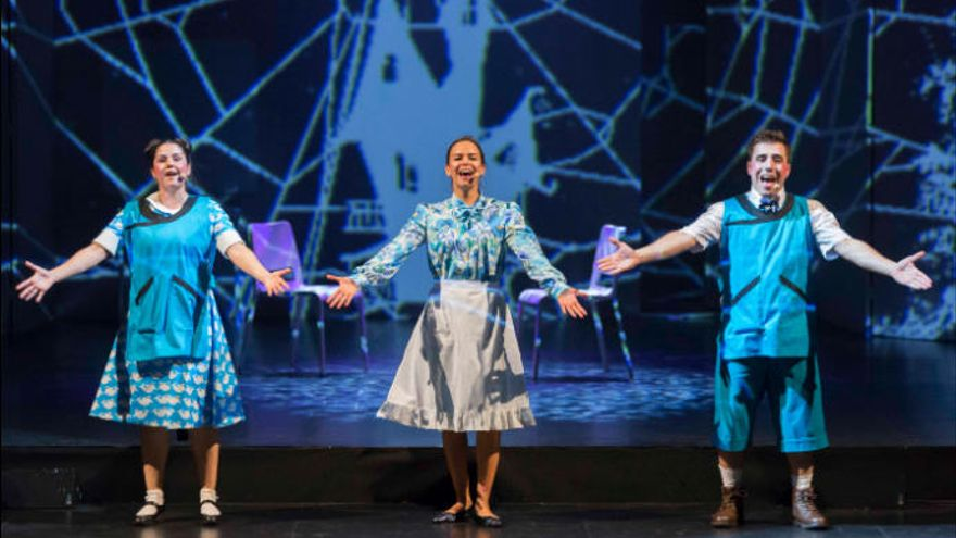 Musical 'Hansel y Gretel'