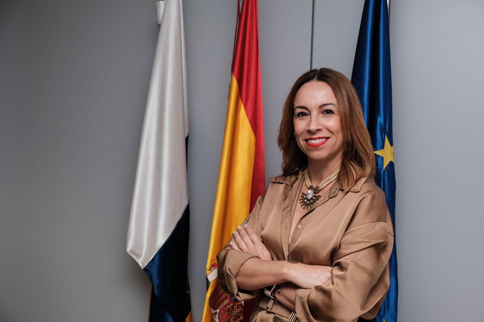 La directora general de Energía, Rosana Melián.