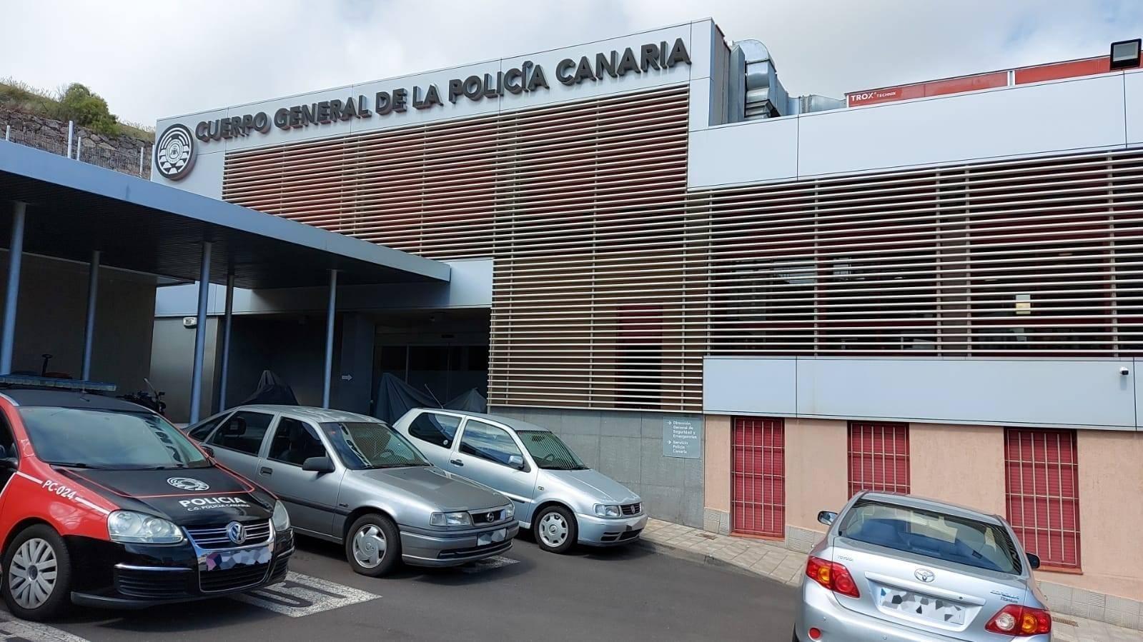 Detenido en La Laguna como presunto autor de detención ilegal en grado de tentativa
