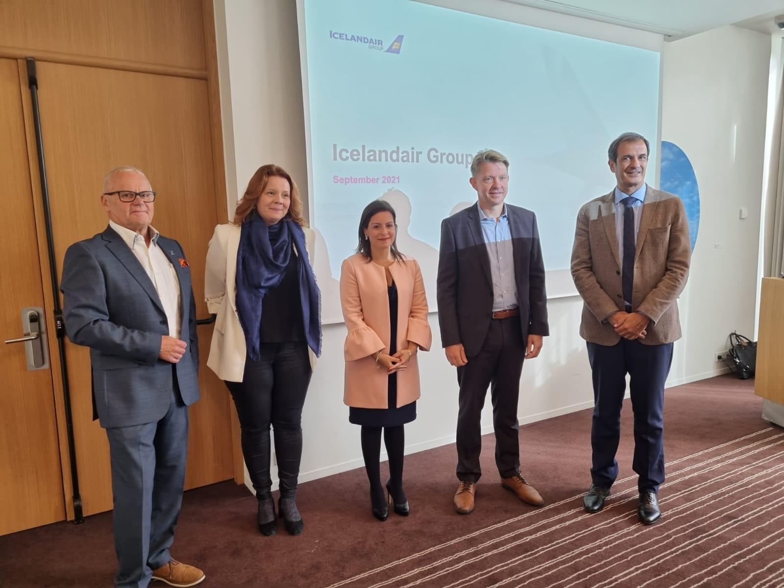 Turismo de Canarias desarrolla en Islandia una estrategia de prospección y apoyo al consumo vacacional