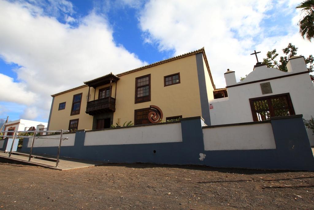 La oficina estará en la casa Massieu, cedida por el Cabildo de La Palma