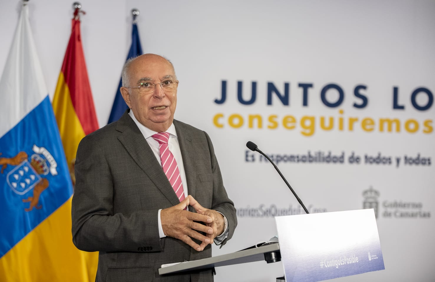 Juan Francisco Trujillo, director general de Relaciones Exteriores