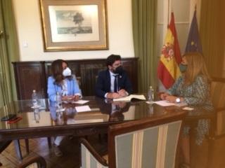 Gobierno de Canarias y Secretaría de Estado de Función Pública abordan la reducción de la temporalidad