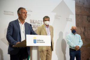 72.511 trabajadores en ERTE de Canarias perciben estos días las ayudas para completar  las prestaciones más bajas tras el desembolso de 31,2 millones del Gobierno regional