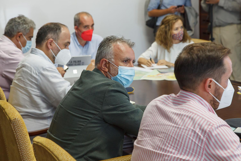 Gobierno de Canarias / Erupción de La Palma