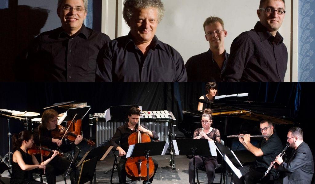 Cuarteto Arditti y Ensemble DifrAcción, en El Contemporáneo